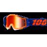 100% Racecraft Derestricted Mirror Red Lens